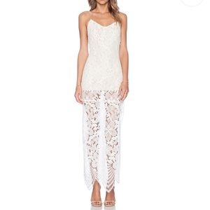 Jhene Aiko for Lovers + Friends Reflection Maxi